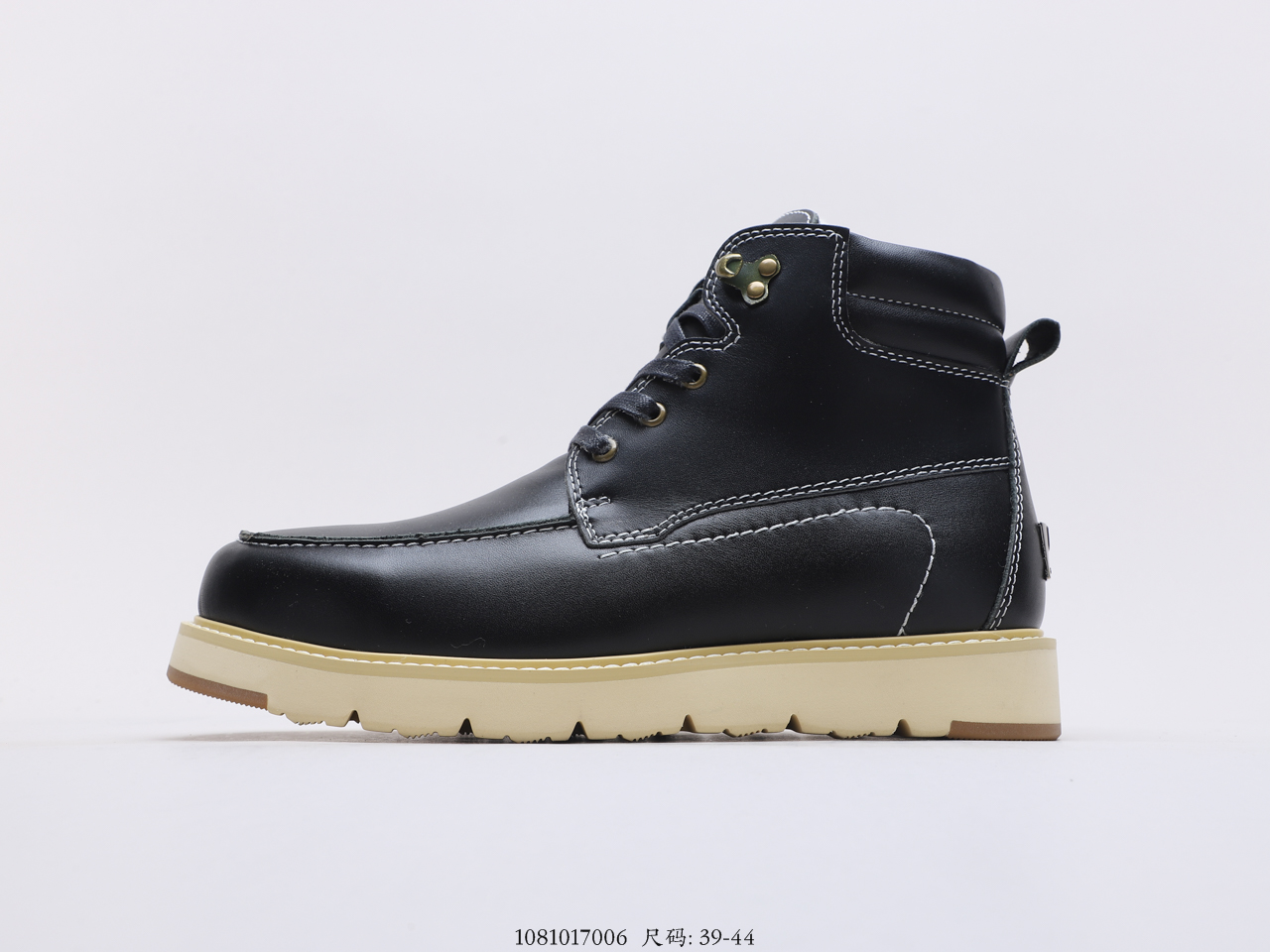 UGG Man's 2020冬季新品海报款马丁靴 正品代工厂订单
