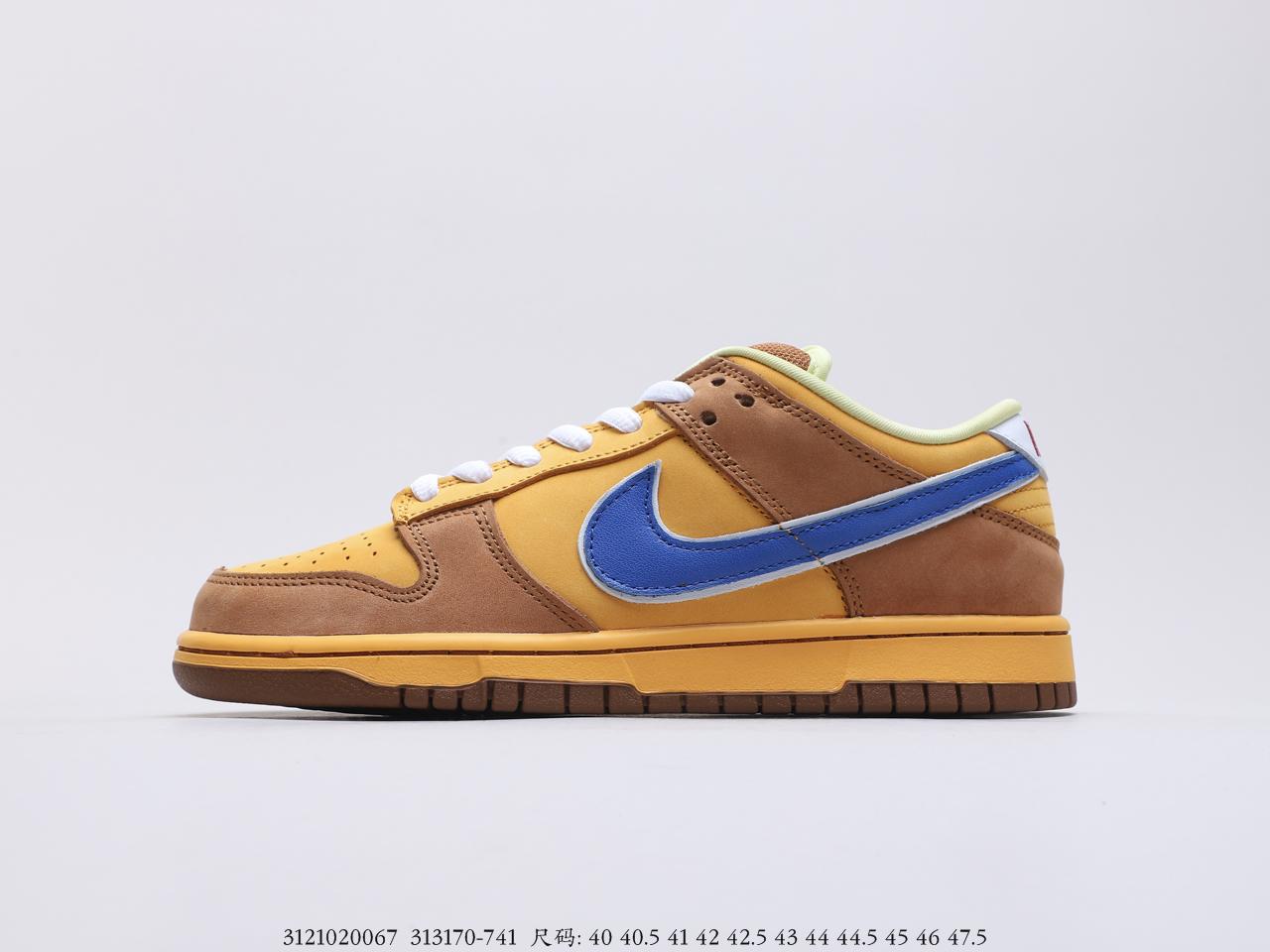 """耐克Nike SB Dunk LowNewcastle Brown Ale """"卡斯尔啤酒金盒"""