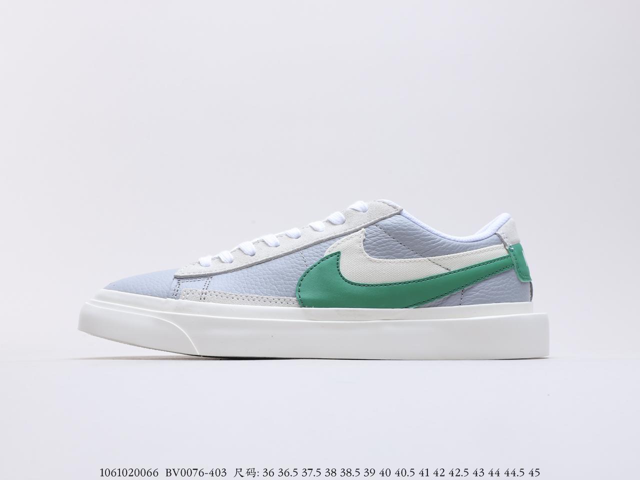 耐克Sacai X Nike Blazer Low板鞋 起初作为Nike 推出的篮球鞋款